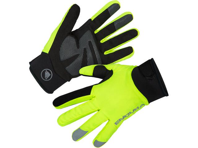 Endura Strike Rękawiczki Kobiety, żółty/czarny
